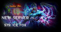 New server «S79: Ice Fox» is already open!