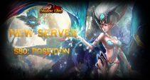 New server «S80: Poseidon» is already open!