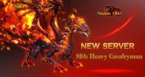 New server «S84: Heavy Cavalryman» is already open!