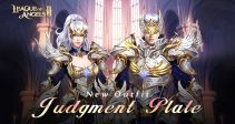 The Silver Feather Day is coming with New Outfit – Judgement Plate