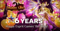Esprit Games Anniversary