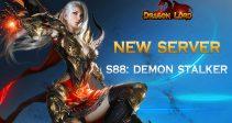 New server «S88: Demon Stalker» is already open!
