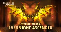 Wheel of Fortune: Ascend Legendary Evernight to Mythic Evernight