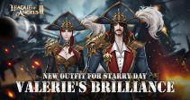 The Starry Day is coming with New Outfit – Valerie's Brilliance