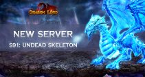 New server «S91: Undead Skeleton» is already open!