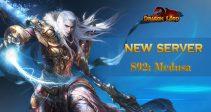 New server «S92: Medusa» is already open!
