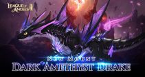 Win the Gorgeous Mount – Dark Amethyst Drake at Angels Ark