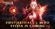 The First Artifact+ ATK Hero – Sylvia is Coming