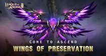 The Angel's Carnival is coming with Acension Sigil of Wings of Preservation