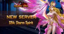New server «S94: Storm Spirit» is already open!