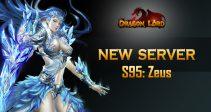 New server «S95: Zeus» is already open!
