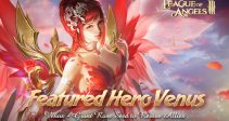 The Artifact+ Heal Hero – Venus is arriving
