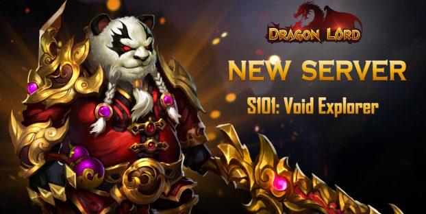 New server «S101: Void Explorer» is already open!