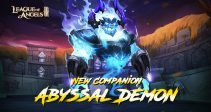 The Artifact+ ATK Companion – Abyssal Demon is coming