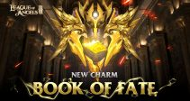 New Artifact+ Heal Charm – Book of Fate