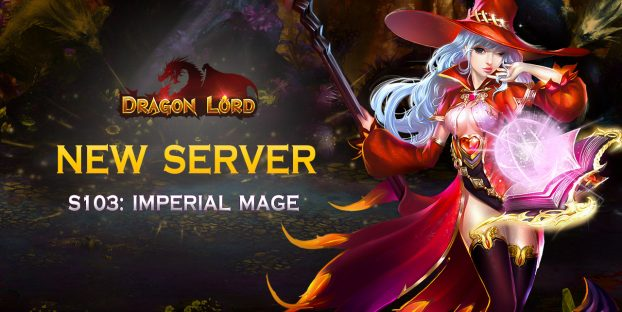 New server «S103: Imperial Mage» is already open!
