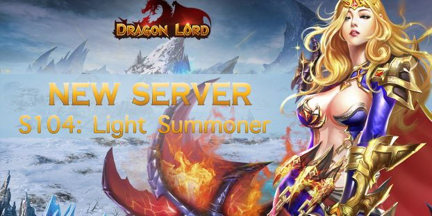 New server S104: Light Summoner is already open!