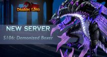 New server «S106: Demonized Boxer»  is already open!