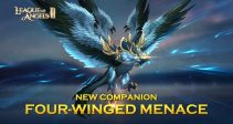 New Artifact ATK Companion – Four Winged Menace
