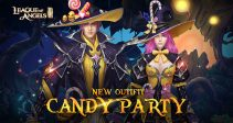New Outfit – Candy Party for Thanksgiving