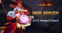 New server S112: Reaper's Sword is already open!