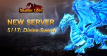 New server S117: Divine Sword is already open!