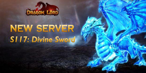 New server S117: Divine Sword is already open!