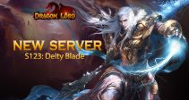 New server S123: Deity Blade is already open!