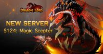 New server S124: Magic Scepter is already open!