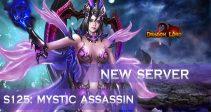 New server S125: Mystic Assassin is open!