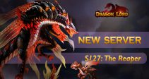 New server S127: The Reaper is open!